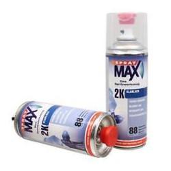 SPRAY MAX 2K bezbarvý lak...