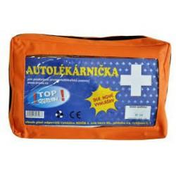 Autolékárnička textil