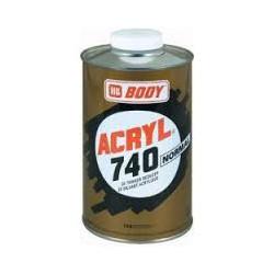 BODY 740  akrylátové...