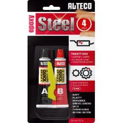 ALTECO lepidlo epoxy steel