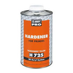 HB BODY PRO H725 hardener...